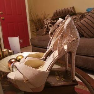 Jessica Simpson BN Blush size 8.5 Sexy Heels